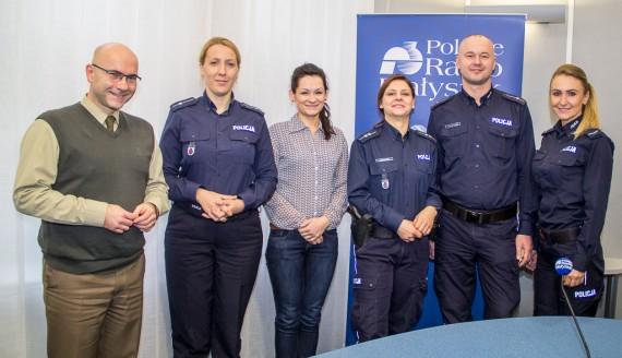 Jarosław Krawczyk, Marlena Połowianiuk, Agnieszka Kopacewicz, Joanna Pietras-Mięsak, Wojciech Kosikowski i Elżbieta Zaborowska, fot. Monika Kalicka