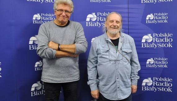Janusz Strobel i Włodzimierz Nahorny, fot. Marcin Gliński
