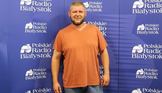 Tomasz Radziwonowski, fot. Marcin Gliński