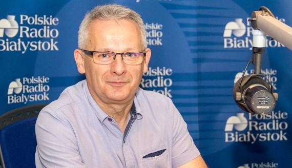 Eugeniusz Ławreniuk, fot. Monika Kalicka