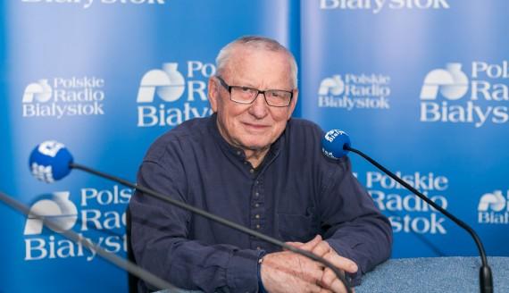 prof. Marek Budzyński, fot. Joanna Żemojda
