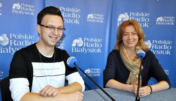 Katarzyna Dziedzik i Kamil Rutkowski, fot. Marcin Mazewski