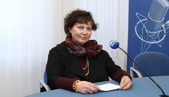 Joanna Tomalska-Więcek, fot. Wojciech Szubzda