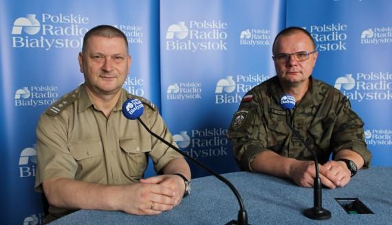 Krzysztof Lenkiewicz i Rafał Lis, fot. Sylwia Krassowska