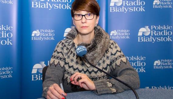 Barbara Bojaryn - Kazberuk, fot. Monika Kalicka