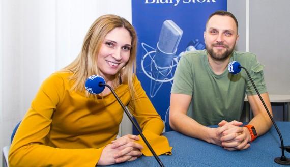 Cecylia Lola-Gołembiewska i Mariusz Gajlewicz, fot. Monika Kalicka