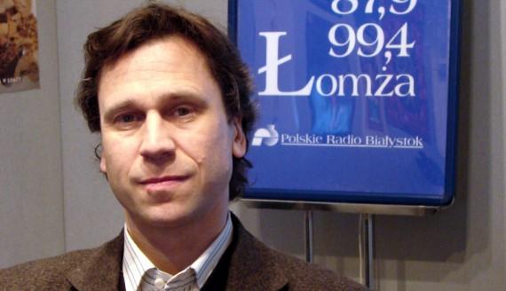 Jan Miłosz Zarzycki, fot. Adam Dąbrowski