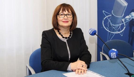 Grażyna Dworakowska, fot. Wojciech Szubzda