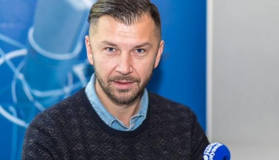 Mariusz Żwierko, fot. Monika Kalicka