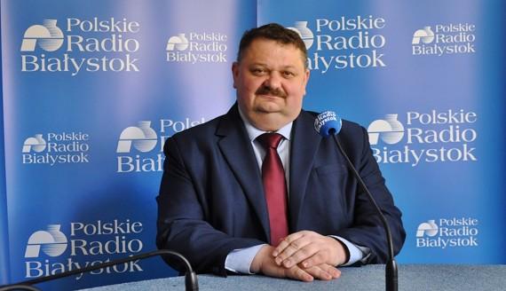 Stanisław Derehajło, fot. Marcin Gliński