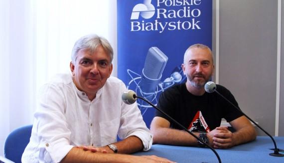 Robert Sadowski i Wojciech Hernik, fot. Marcin Gliński