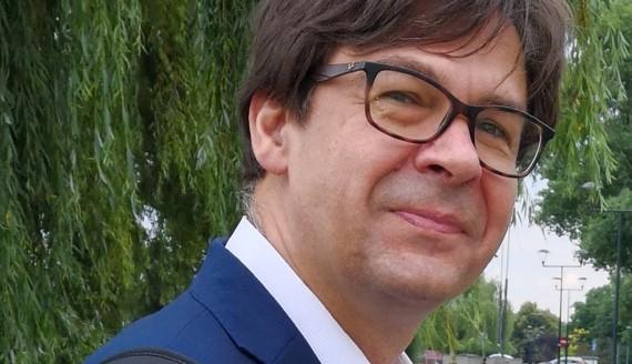 dr Marcin Zaborowski, fot. Lech Pilarski