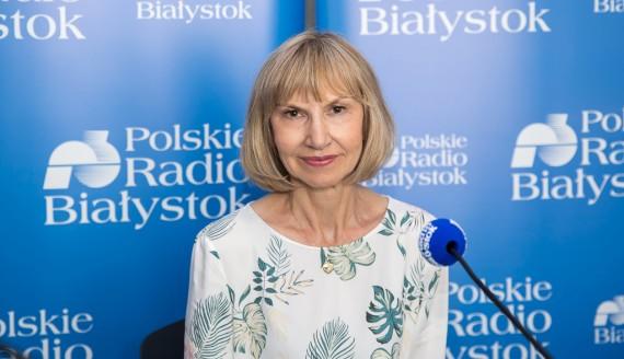 prof. Teresa Mróz, fot. Joanna Szubzda