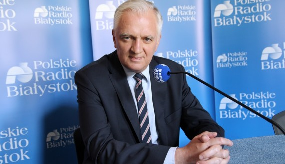 Jarosław Gowin, fot. Marcin Gliński