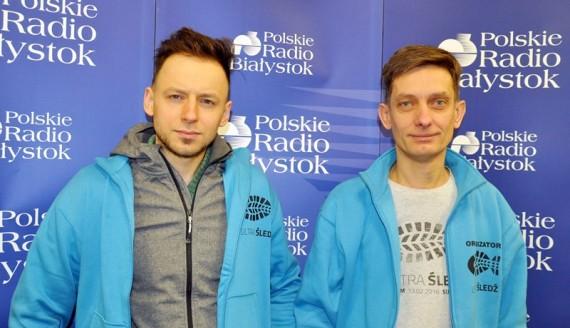 Marcin Matejczuk i Wojciech Mojsak, fot. Marcin Mazewski