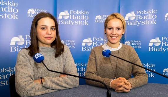 Paulina Gajda i Magdalena Dreścik, fot. Monika Kalicka