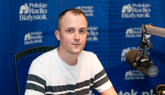 Maciej Dziemiańczuk, fot. Joanna Żemojda