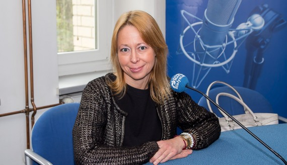 Agnieszka Węglarz, fot. Joanna Żemojda