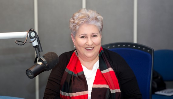 prof. Violetta Bielecka, fot. Joanna Szubzda