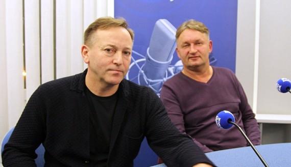 Jarosław Michalewicz i Mariusz Lisowski, fot. Marcin Gliński