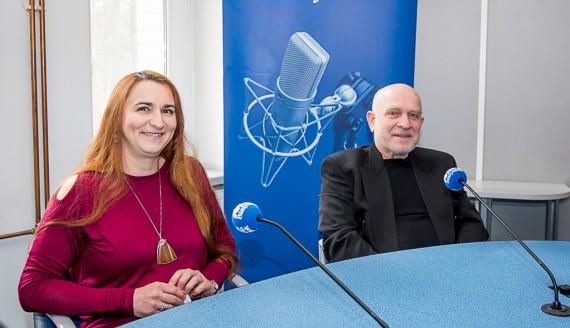 Arleta Godziszewska i Henryk Talar, fot. Joanna Szubzda