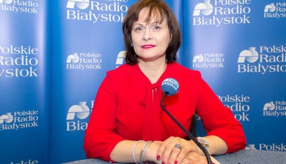 Małgorzata Dajnowicz, fot. Monika Kalicka