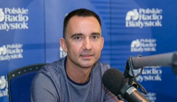 Przemysław Papiernik, fot. Joanna Żemojda