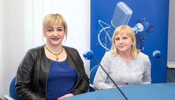 Renata Frankowska i Małgorzata Kleszczewska, fot. Joanna Szubzda