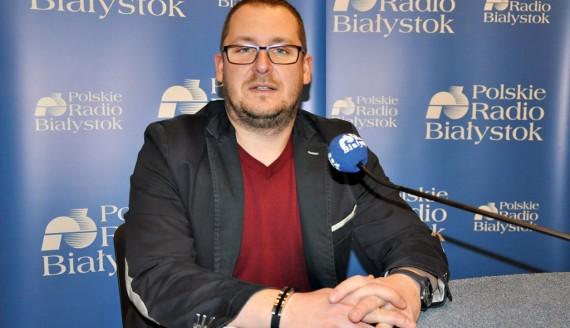dr Tomasz Dubowski, fot. Sylwia Krassowska