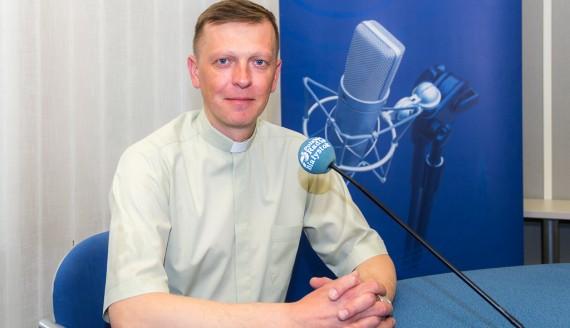 ks. Marcin Kuczyński, fot. Monika Kalicka