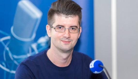 Łukasz Pogorzelski, fot. Monika Kalicka