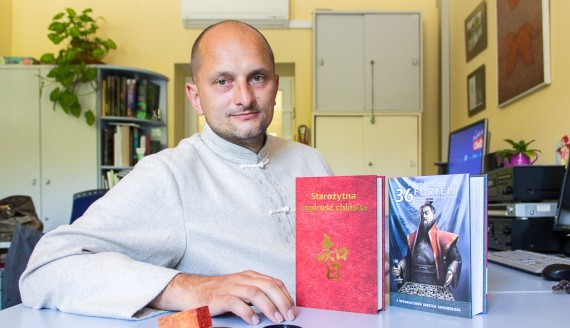 Piotr Plebaniak, fot. Monika Kalicka