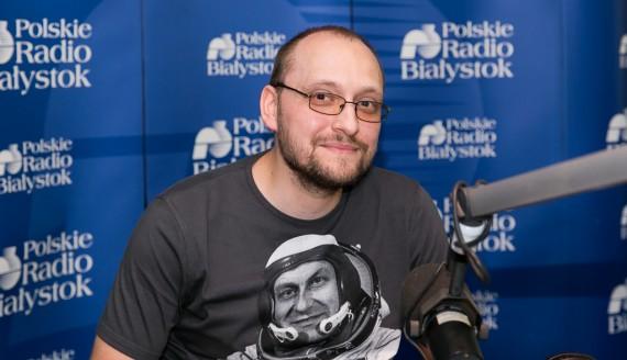Łukasz Wołyniec, fot. Joanna Żemojda