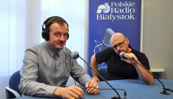 Jędrzej Dondziło i Cezary Chwicewski, fot. Marcin Mazewski