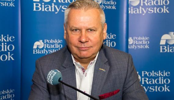 Wojciech Strzałkowski, fot. Monika Kalicka