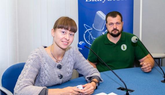 Małgorzata Charyton i Adam Sacharewicz, fot. Monika Kalicka