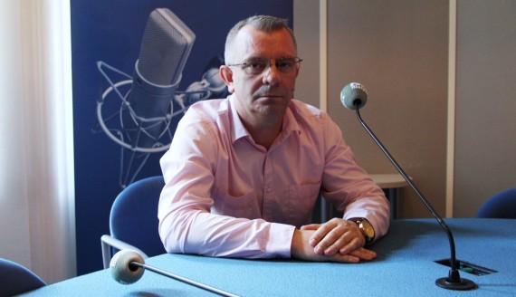 Marek Gajewski, fot. Marcin Gliński
