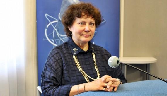 Joanna Tomalska-Więcek, fot. Sylwia Krassowska