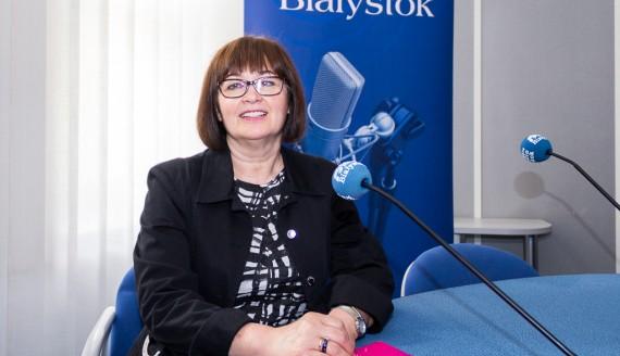 Grażyna Dworakowska, fot. Monika Kalicka