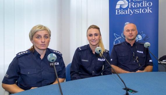 Małgorzata Czyż- Kalisz, Elżbieta Zaborowska i Wojciech Kosikowski, fot. Monika Kalicka