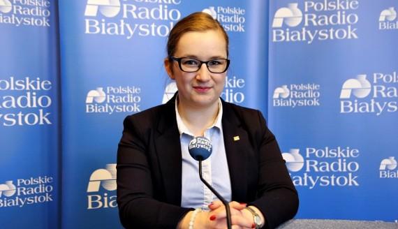 Maria Cholewińska, fot. Sylwia Krassowska