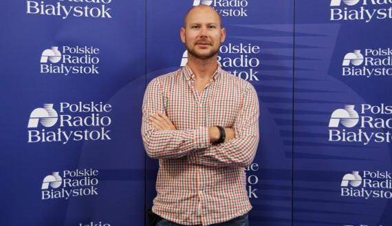 Adam Zbyryt, fot. Marcin Gliński