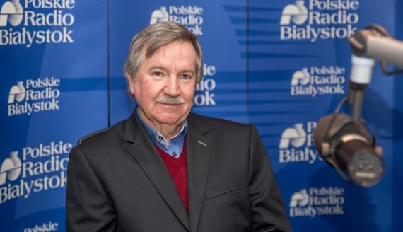 prof. Włodzimierz Promiński, fot. Joanna Szubzda