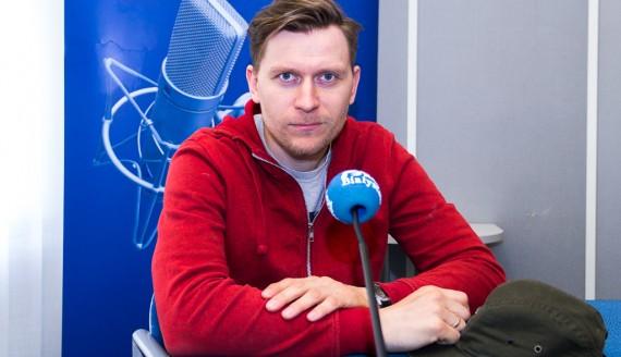 Krzysztof Kiziewicz, fot. Monika Kalicka