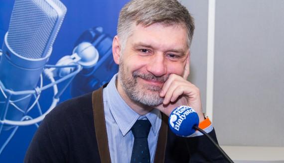 Krzysztof Korotkich, fot. Monika Kalicka