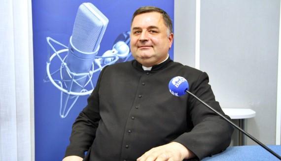 Ks. Grzegorz Boraczewski, fot. Sylwia Krassowska