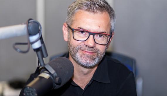 Grzegorz Kuczyński, fot. Monika Kalicka