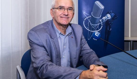 Mieczysław Dąbrowski, fot. Monika Kalicka
