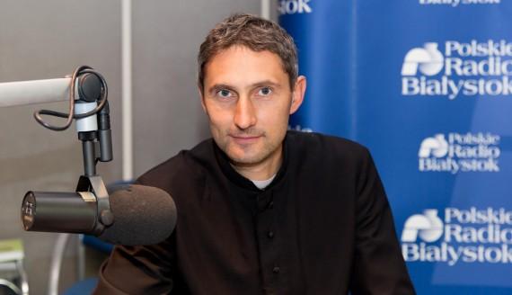 ks. Adam Anuszkiewicz, fot. Joanna Szubzda