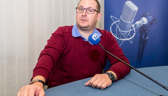 Tomasz Dubowski, fot. Monika Kalicka